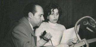 آنا مانیانی و روبرتو روسلینی